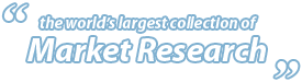 the world's largest collection of Market Research